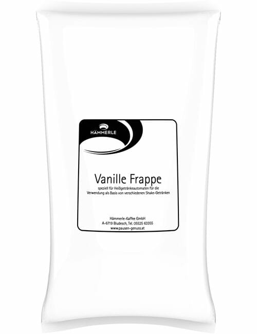 Vanille Frappe