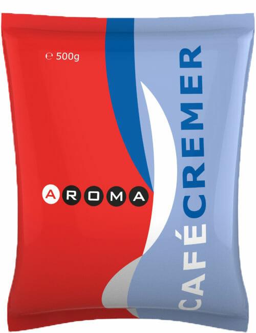 Aroma coffee creamer