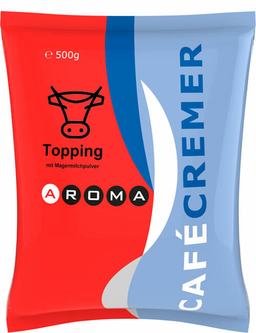 Aroma topping