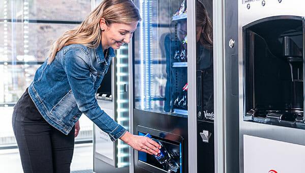 Vending sector